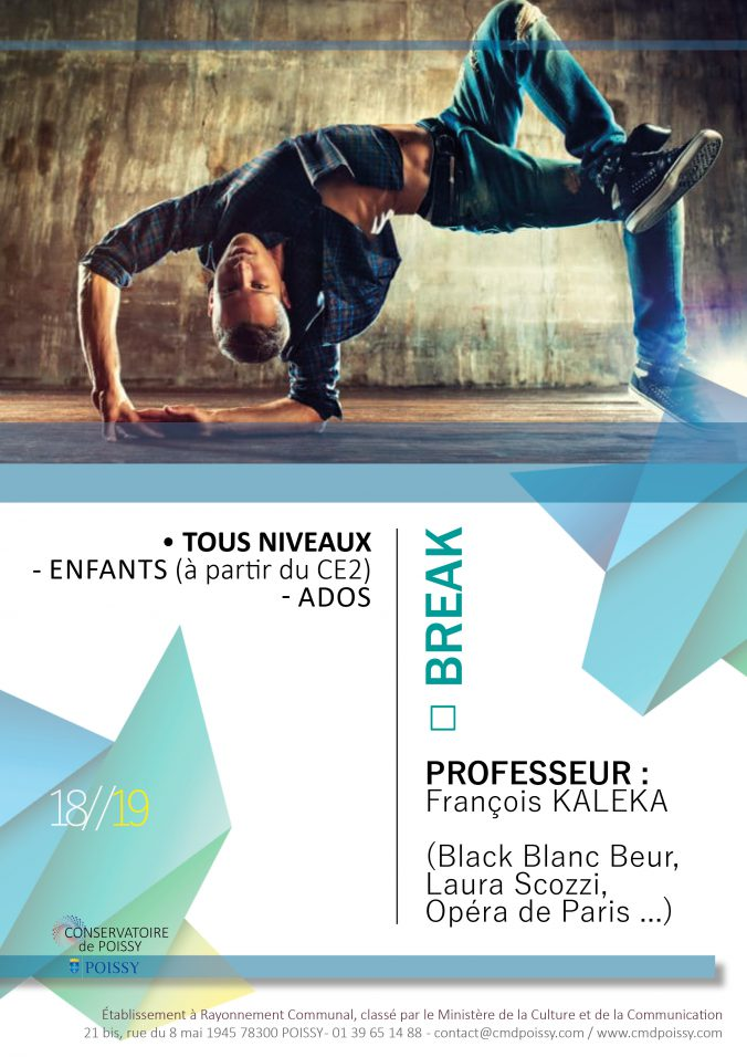 Danse break 18-19