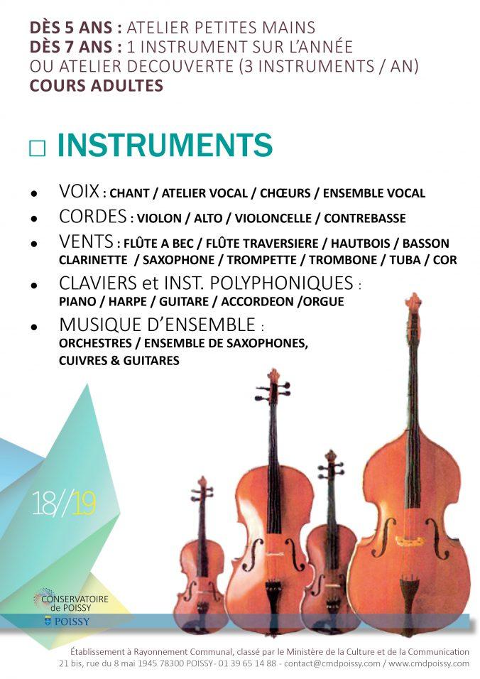 Instruments 18-19