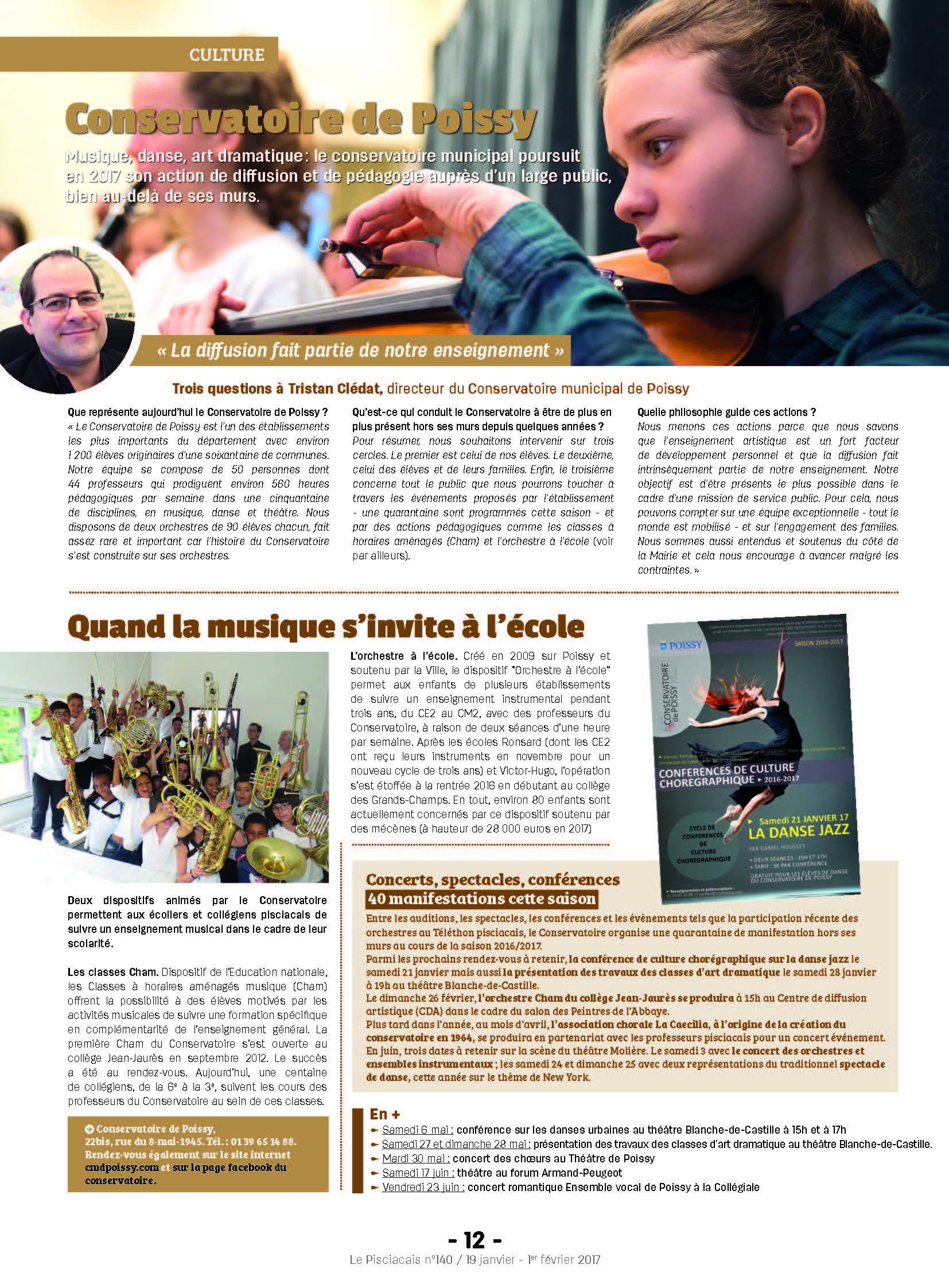 Le Piciacais 140. p.12