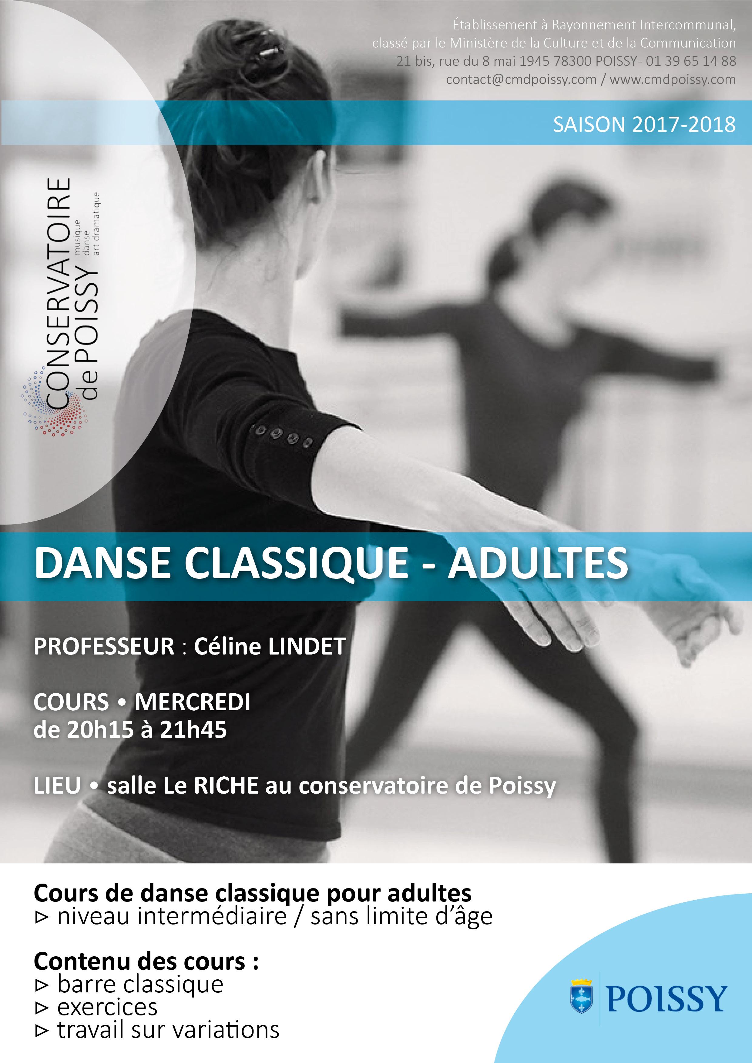 danse class adultes 1718