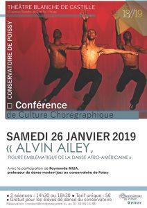 resolution net ALVIN AILEY parcours 18 19